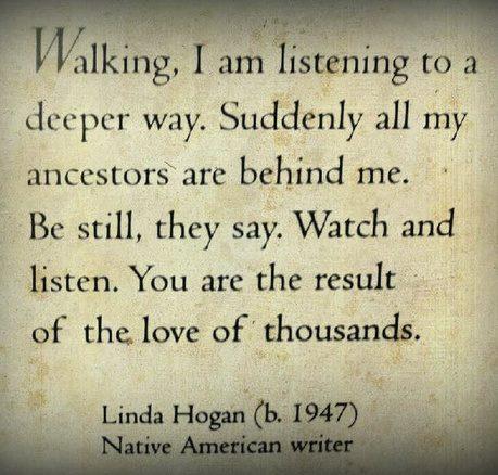 walking deeper way